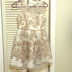 Pre owned girls dress size 12